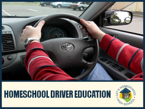 Homeschool Driver Education