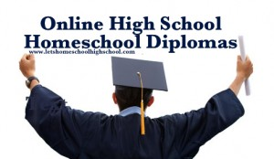 Online high school homeschool diploma