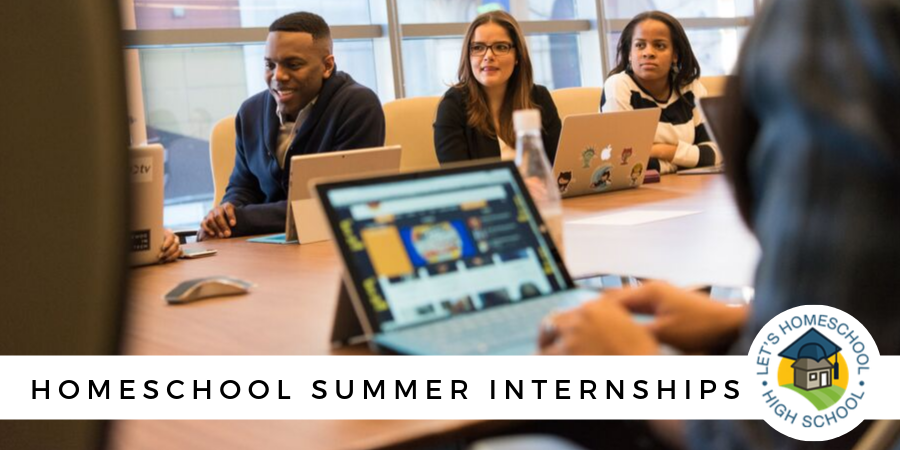 High school Summer Internships