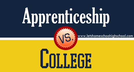 Apprenticeship vs College