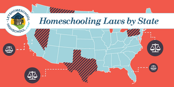Homeschooling Laws by State