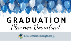 High School Graduation Planner Download