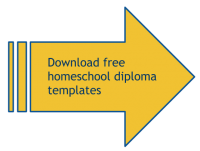 Download Free Homeschool Diploma Templates