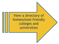 Homeschool Friendly Colleges
