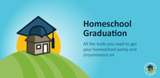 Homeschool Graduation Header