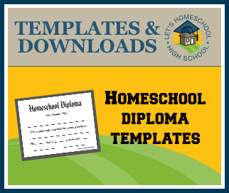 high school diploma templates for free - download homeschool high school diploma templates
