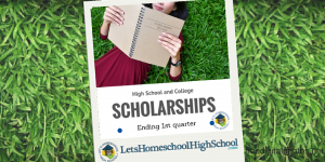 Scholarships to Apply for Now!