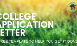 College Application Letter Guide