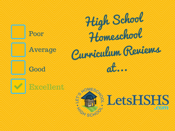 High School Homeschool Curriculum Reviews