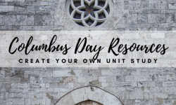 Columbus Day Resources for Unit Study