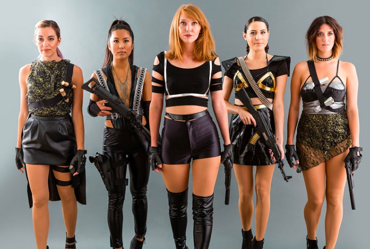 bad blood - 5 Girl Halloween Costumes