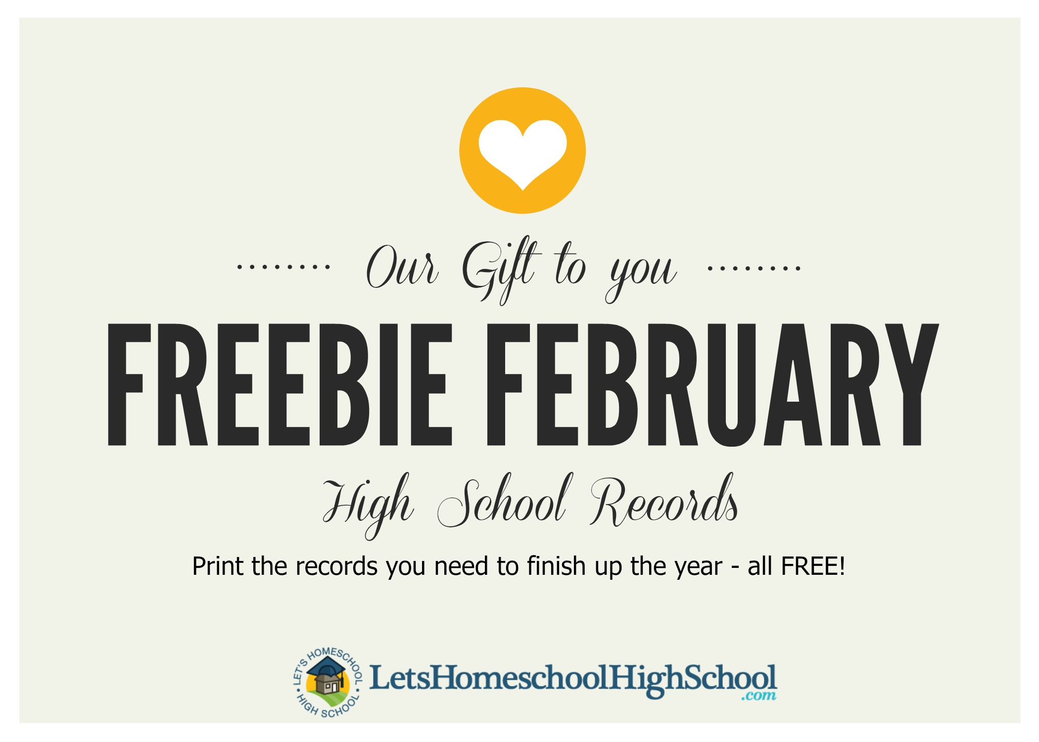 Free High School Downloads