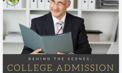 College Admission Secrets