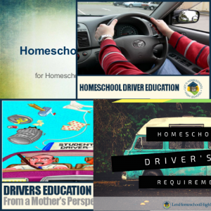 Driver's Education Resources