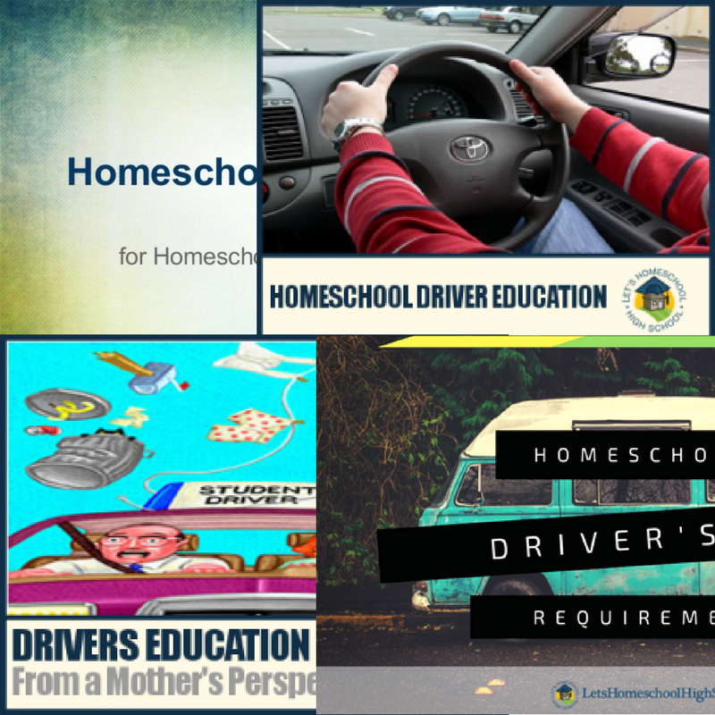 Driver S Education: Life Skills And Work Experience « LetsHomeschoolHighschool.com