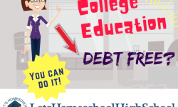 Get a college education debt free!