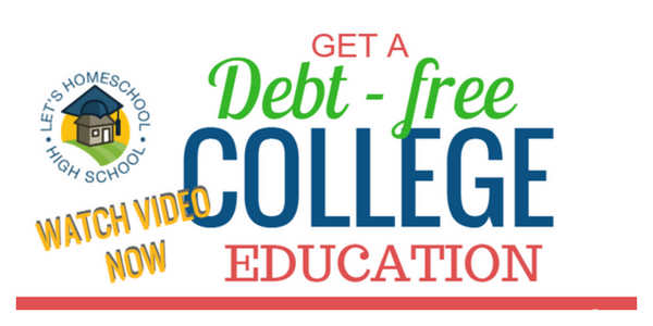 Get a Debt Free College Education
