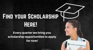 Check out these scholarship opportunities for homeschoolers!