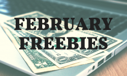 February Freebies: Updated Version