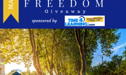 March Taste of Freedom Giveaway!