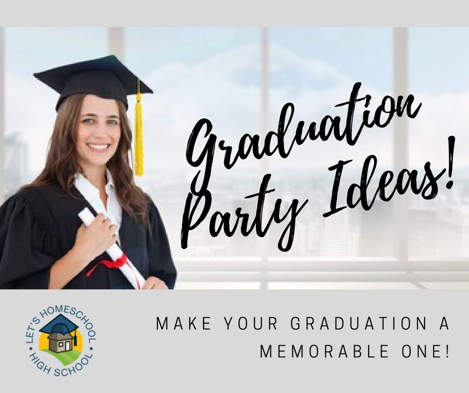 Graduation Party Ideas!