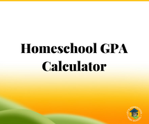 Homeschool GPA Calculator