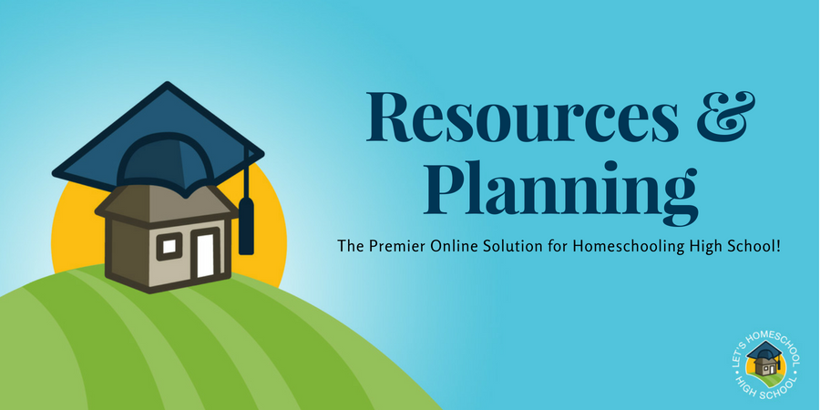 Free Resources for Homeschool Planning