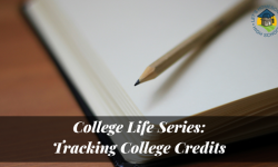 tracking college credits