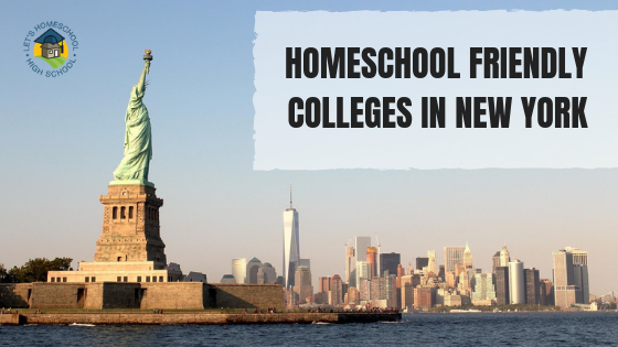 Homeschool Friendly Colleges in New York
