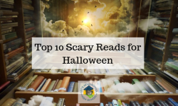 top scary reads for Halloween
