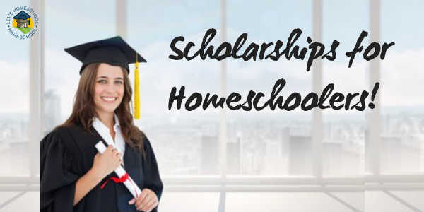 scholarships for homeschoolers slider