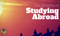 The Benefits of Studying Abroad
