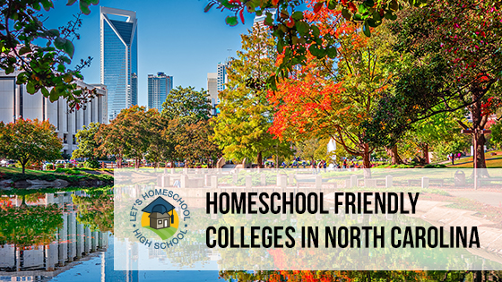 Colleges In Nc >> Homeschool Friendly Colleges In North Carolina