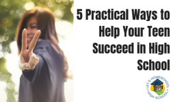 Help Your Child Succeed in HIgh School