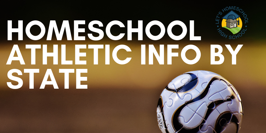 Homeschool Athletic Info by State