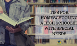 Tips for Homeschooling a High Schooler with Special Needs
