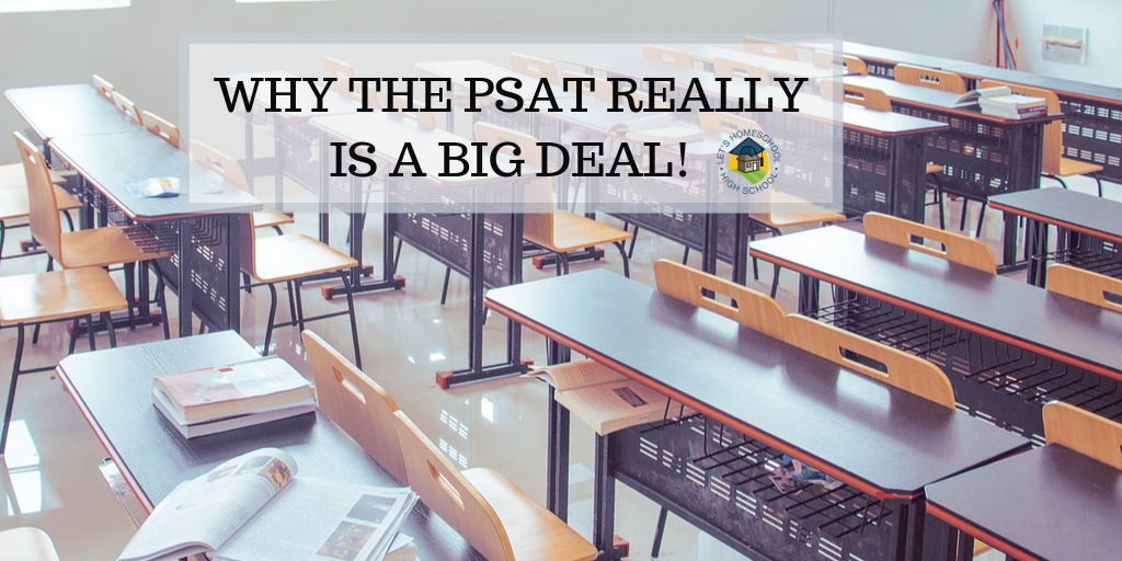 why the psat is a big deal