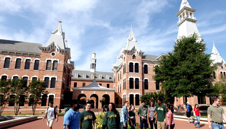 Baylor University Homeschool Friendly Colleges