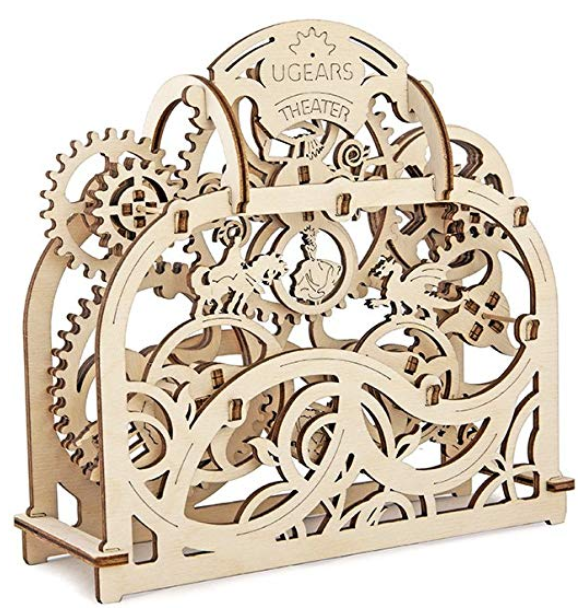 Best Holiday Gifts - wooden puzzle