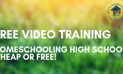 Homeschooling High School Cheap or Free