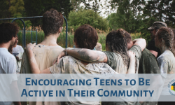 Encouraging Teens to Be Active in Their Community