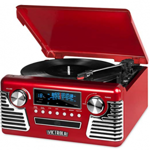 Victrola Retro Bluetooth Turntable