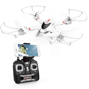 Quadcopter Drone with Wifi Camera